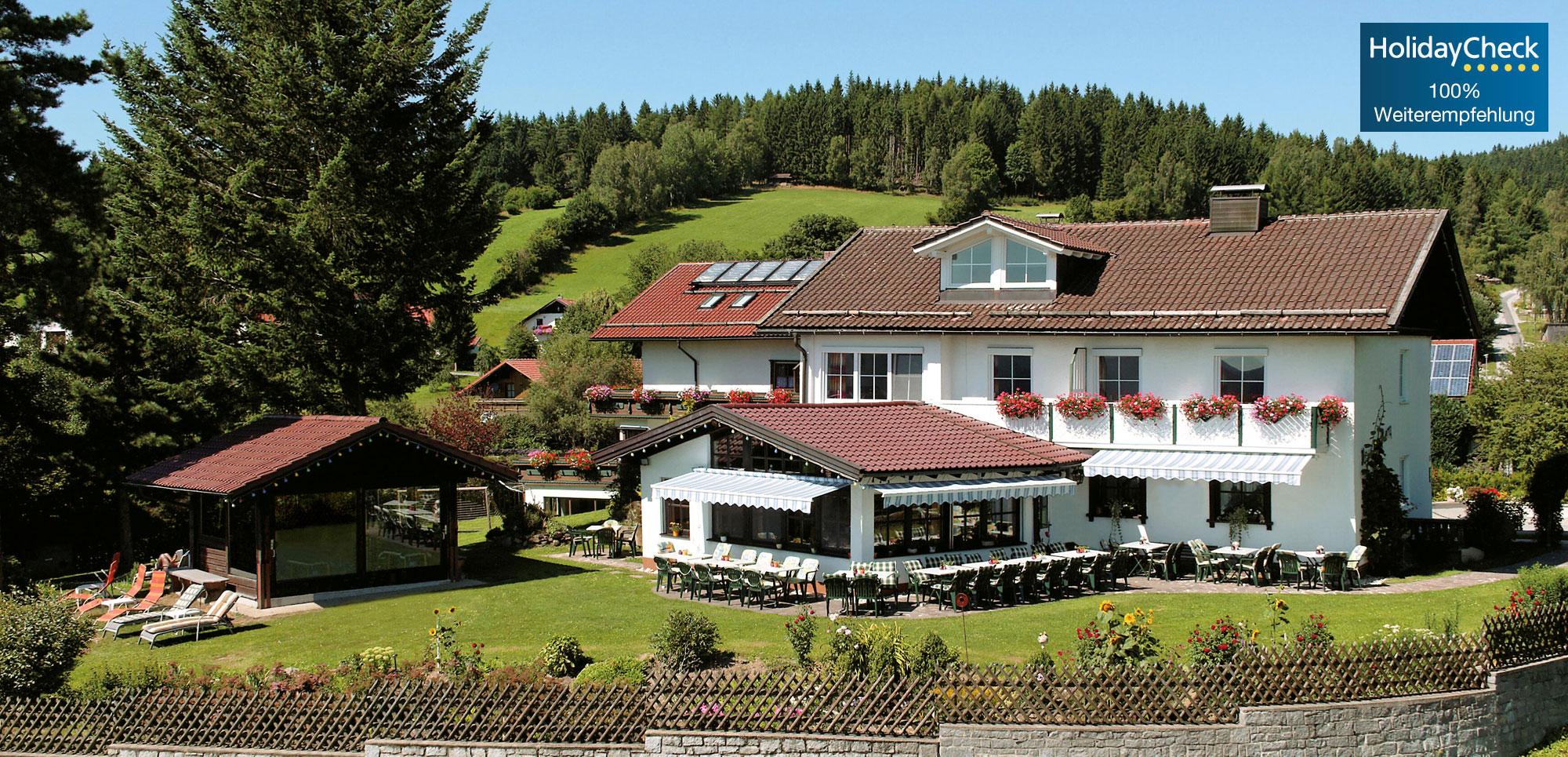 Hotel Haus Am Berg In Bayern Familienfreundliches Landhotel
